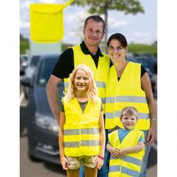 Warnwesten KfZ Family-Pack...