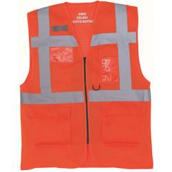 Herren Hi Vis Top Cool Open...