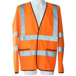 Herren Light Weight Hi-Viz...
