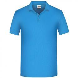 Herren Bio Workwear Polo,...