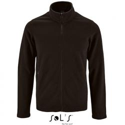 Herren Plain Fleece Jacket...