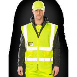 Executive Cool Mesh Safety...