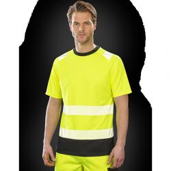 Recycled Safety T-Shirt -...
