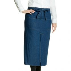 Jeans Bistro Apron with...