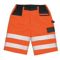 Safety Cargo Shorts - Kurze...