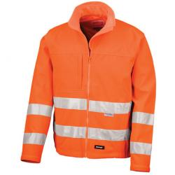 High-Vis Softshell Arbeits...